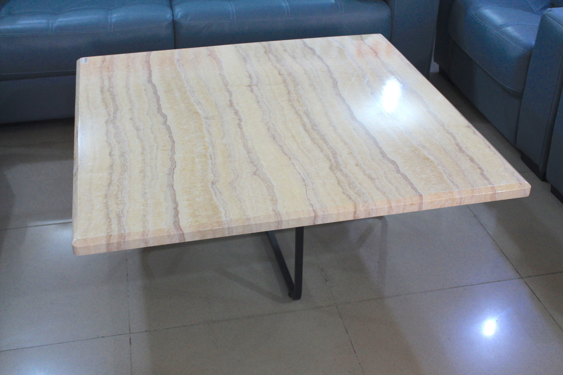 Marble Center Table on homewox.ng