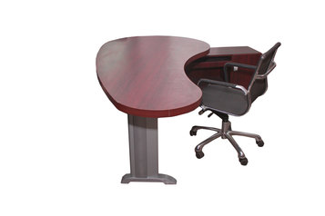 buy  Office Desk with Side Return