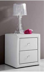 White leather night stand 2.index