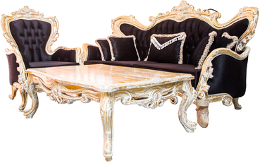 buy Oscar  Royal With Seater Sofa With Center Table