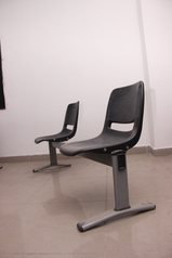 buy 2-1 Visitors Plastic Waiting Chairs NC308P-3+06H