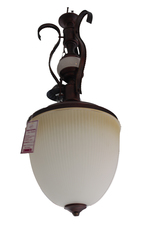 buy Acrylic Glass 3 Light Chandelier - 66812/3P