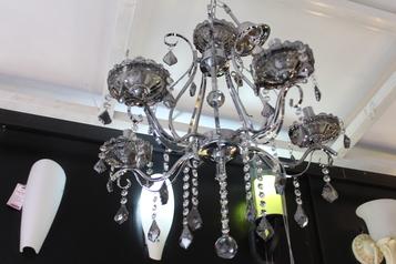 buy Gold 5  chandelier - 04878/5