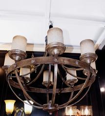 buy Medival 5 Light chandelier - XQL 8134/5