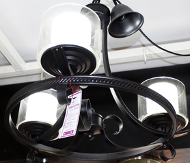 buy Candle 3  Light  chandelier - XQL 8039/3