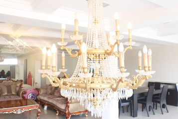 buy Grand Taj Indoor Chandelier