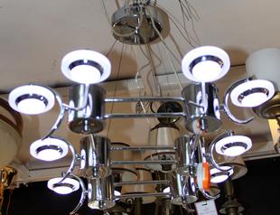 buy Silver Drop light - 71543/10A