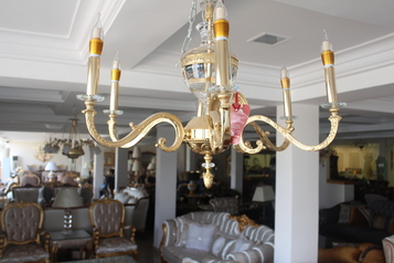 buy Grand Jyoti Indoor Chandelier