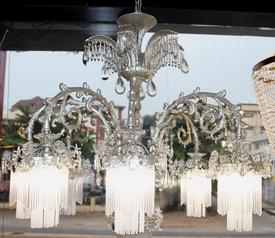 buy Crystal Stord 9   Light chandelier - 13817/9