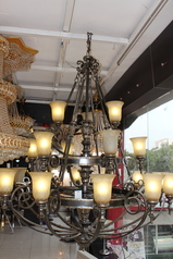 buy Nona 18  Light  Chandelier - A120103+6+12H