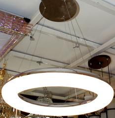 buy Italian chandelier - MD160401/60SLV