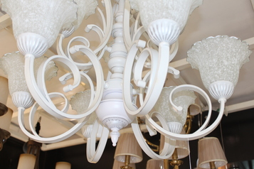 buy michelle 9 Light Chandelier - 71108/9A