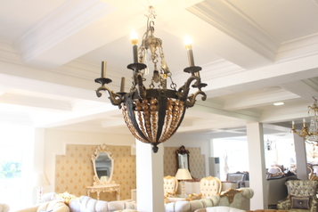 buy Grand Svana Indoor Chandelier