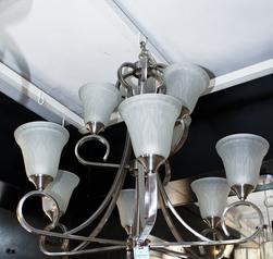 buy Oliver 9  Light Chandelier -70771/9A