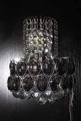buy Amy Crystal Wall Lamp - 81763/B3