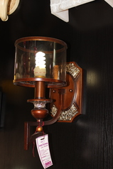 buy Dumont Wall Light - A2423WGS/1