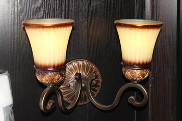 buy Casablanca Wall Light - MA7686/2