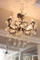 buy Grand Gia Indoor Chandelier