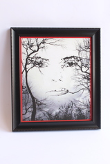 buy Face Nature Art 12x18