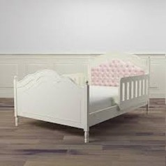 Royal barricaded toddlers bed.index