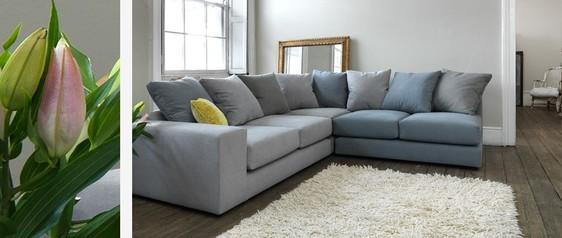 buy Lili Modern class sofa set (complete set) - 17E24.030
