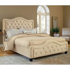 buy Royal Padded Bed With Buttons -17E14.012