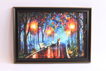 buy Romantic Night Painting 18x20