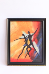 buy Dancing Couple 12x15