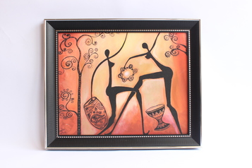 buy Dancing Women 10x12