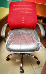 buy Victory R Revolving Chair (Red) XY671