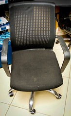buy TOS A/997 Mesh Net Back Swivel Chair