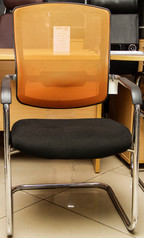buy TOS A/798 New Mesh Net Back Visitor Chair
