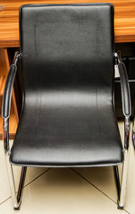 buy Sleek V Visitor Chair (601)