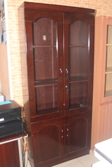 buy Coffee Brown Cabinet