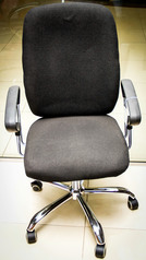 buy Fabric Manager Swivel Chair TOS A/056