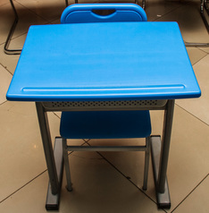 buy Blue Table and Chair Kids' Study