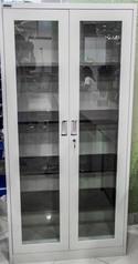 buy Fire Force/Metal Code 4 Shelf Glass Door Cabinate