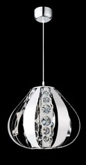 buy Monarch Steel Pendant Light-D1255