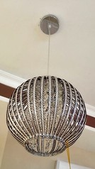 buy Bulbous Crystal Pendant Light-D2001