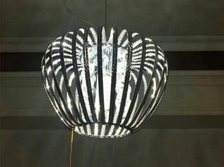 buy Bulwark Crystal Pendant Light-D2012