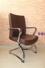 buy Brown office single chair 07