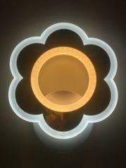 buy Floral LED Wall light KB3132