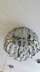 buy Flush Crystal Chandelier-X1206