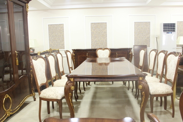 grand 10 seater donatello dining set by grand furniture palace