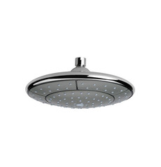 P2665 abs shower head anti limestone diam.240 with brass swivel. %2823 500.00%29.index