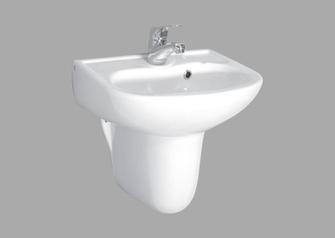 Edl002 dl basin 45cm with semi pedestal. %28n27 500.00%29.index