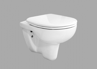 Erg003 riga wall hung water closet with seat cover. %28n38 450.00%29.index