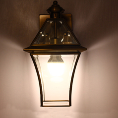 buy Gold Pillar Light