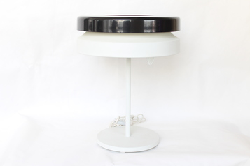 buy Round Double Layer Table Lamp