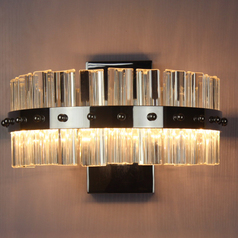 buy Bow Crystal Wall Light PI-Gb3086-1